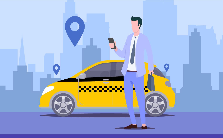 Таксишеринг и корпоративный каршеринг